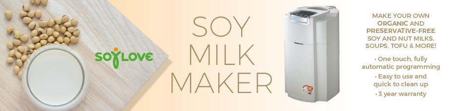 Soymilk Makers