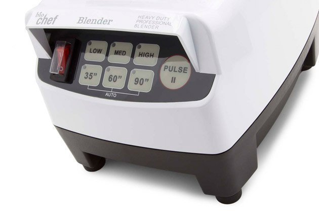 BioChef High Performance Blender Controls