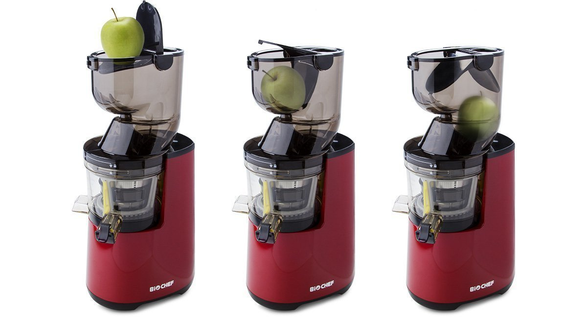 Slow Press Juicer Recipes : BioChef Atlas Whole Slow Juicer