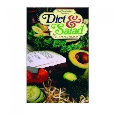 Health Book - Guide to Diet & Salad