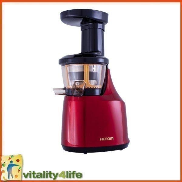 Hurom Hu 400 Slow Juicer Extractor : Demo Hurom Juicer HU 400 Pro Slow Fruit vegetable Juice Extractor in Burgundy