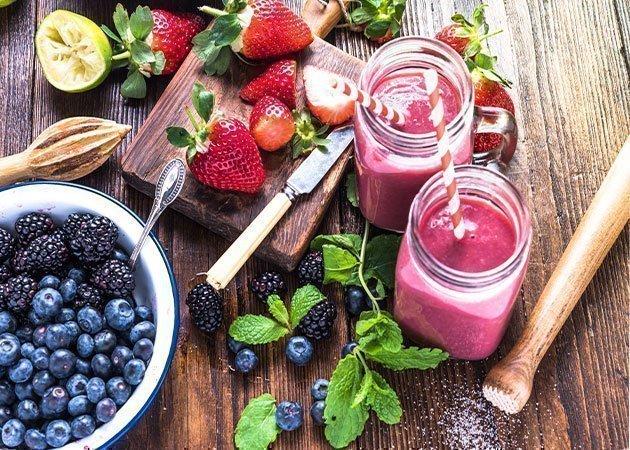 Smoothie Berries