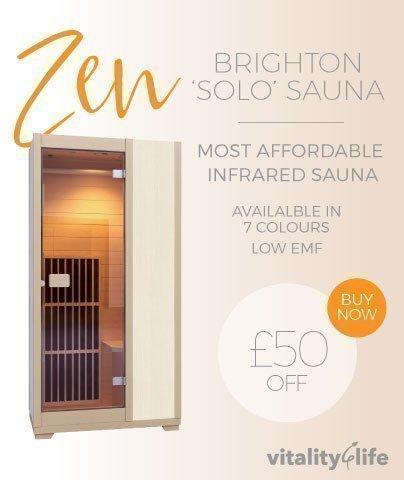 Zen Far Infrared Sauna