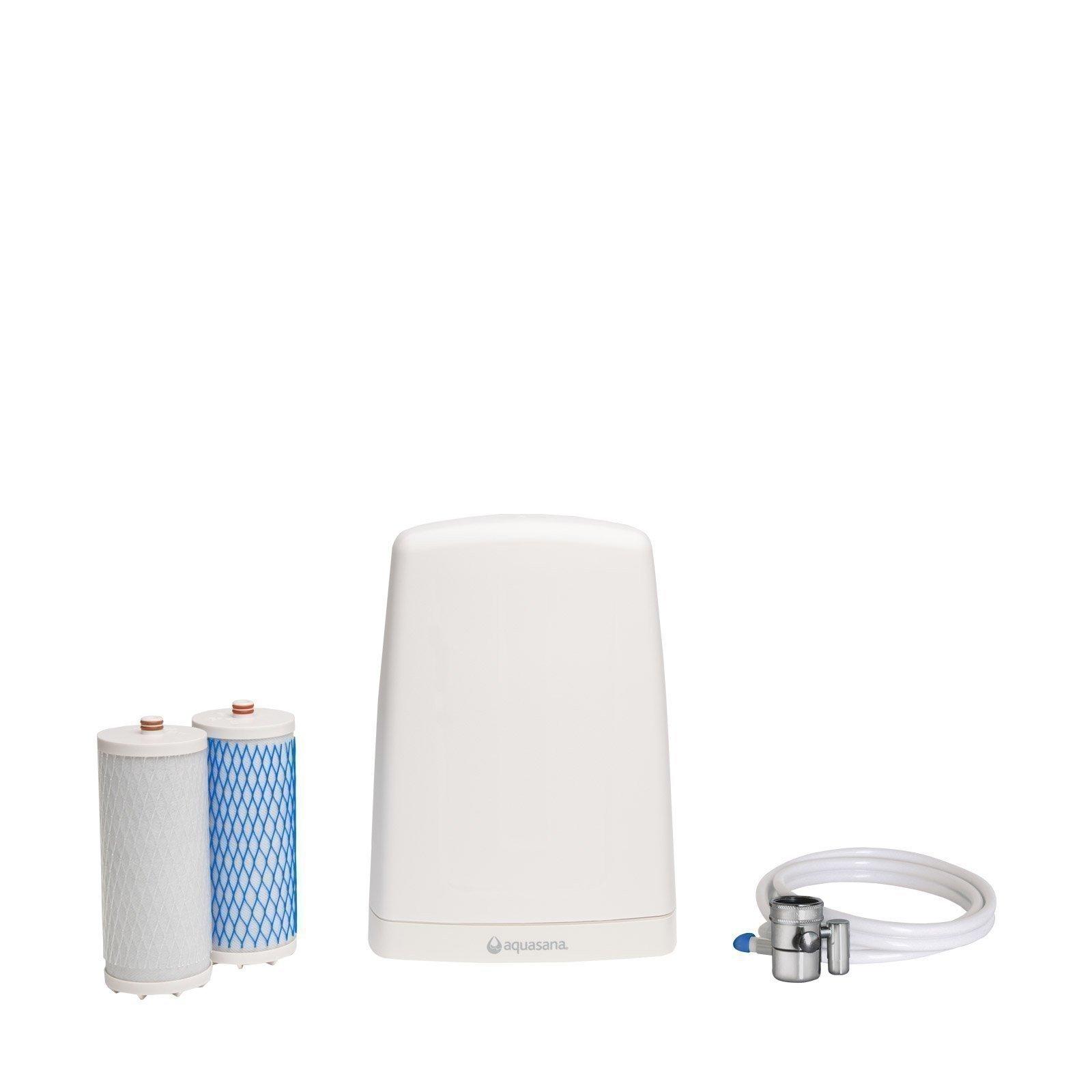 aquasana water filter shower filter combination. Black Bedroom Furniture Sets. Home Design Ideas