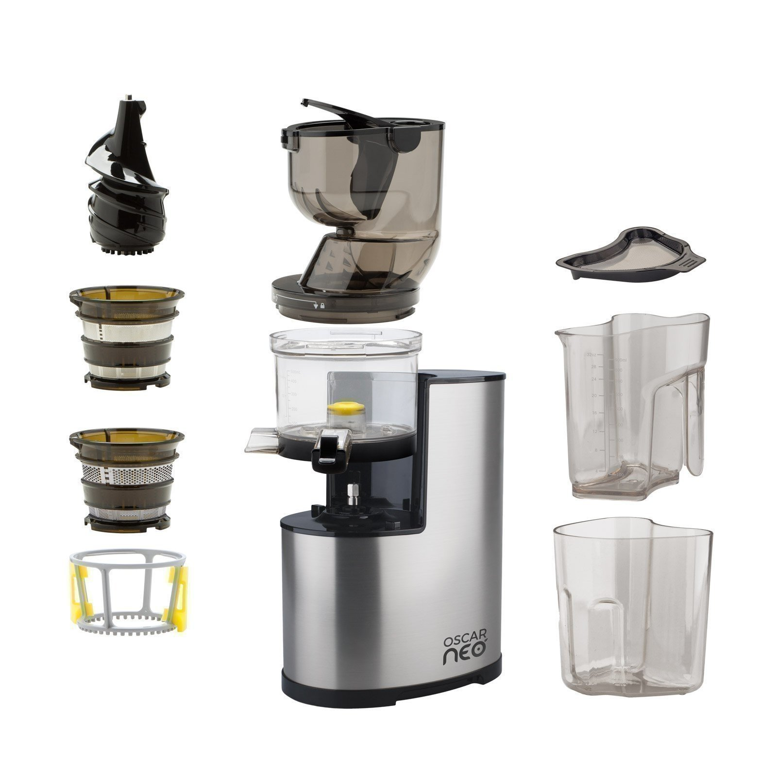 Caso Slow Juicer Review : Oscar Neo XL Whole Slow Juicer - vitality 4 Life