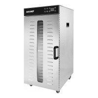 BioChef Commercial 20 Tray Vertical Food Dehydrator Angle Closed