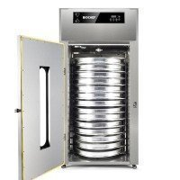 BioChef Commercial 15 Tray Rotating Food Dehydrator Open