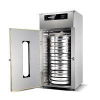 BioChef Commercial 15 Tray Rotating Food Dehydrator Open Angle