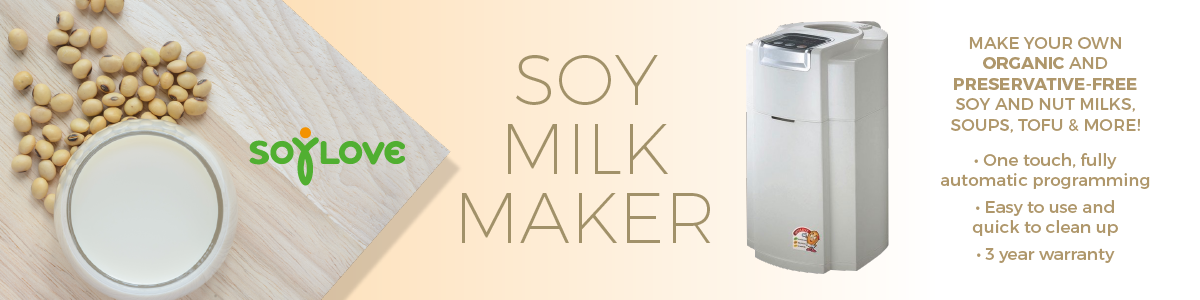 Soylove Soymilk Maker