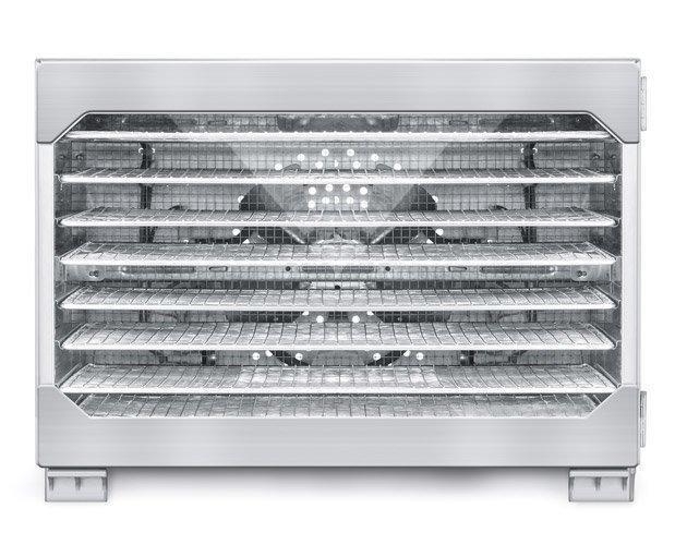 BioChef Kalahari 8 tray Stainless Steel Food Dehydrator