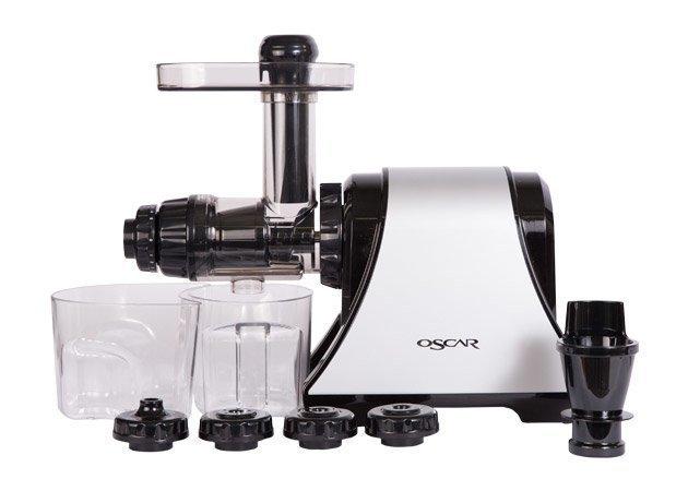 Oscar Neo DA 1200 Cold Press Juicer with parts