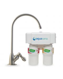 Aquasana 2-Stage Under Counter Water Filter
