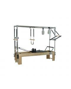 Pilates Reformer con trapezio completo