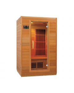 Zen 2 Person Infrared Sauna